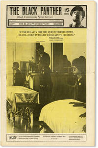 image of The Black Panther: Black Community News Service - Vol.V, No.8 (August 21, 1970)