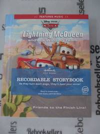 """Hallmark Recordable Storybook """"Lightning McQueen and His Winning Team"""""""