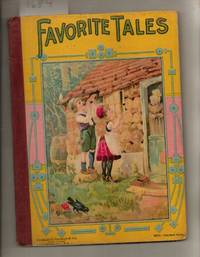 FAVORITE TALES - PUSS IN BOOTS, THE SLEEPING BEAUTY, THE LITTLE MERMAID,  TOM THUMB - FAIRYLAND SERIES 0571