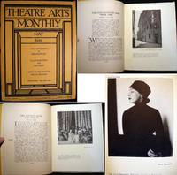 Theatre Arts Monthly Volume XVII May 1933 Number 5