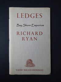 Ledges by Richard Ryan - Paperback - Signed First Edition - 1970 - from Bay Shore Emporium (SKU: biblio32)