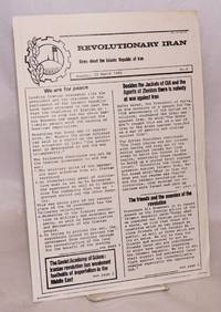 image of Revolutionary Iran. News about the Islamic Republic of Iran. No. 4 (22 March 1982)