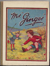 "The Story of ""Mr. Ginger"" by Anonymous - Hardcover - Undated - from Knickerbocker Books (SKU: 006183)"