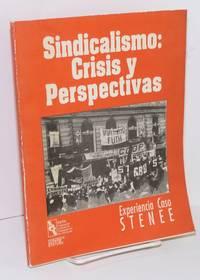 image of Sindicalismo: crisis y perspectivas. Experiencia caso STENEE
