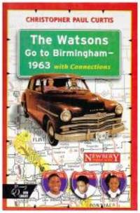 HRW Library: Individual Leveled Reader The Watsons Go to Birmingham