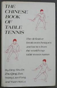 image of The Chinese book of table tennis
