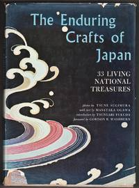 he Enduring Crafts of Japan: 33 Living Treasures