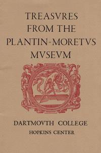 Treasures from the Plantin-Moretus Museum, 21 April-19 May, 1963