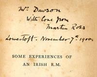 SOME EXPERIENCES OF AN IRISH R.M.