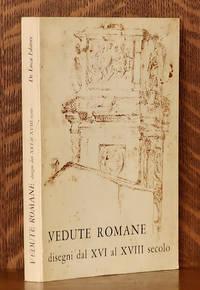 image of VEDUTE ROMANE DISEGNI DAL XVI AL XVIII SECOLO