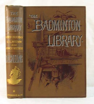 London & Bombay: Longmans Green & Co, 1904. 1st printing of the 3rd edition. Brown cloth with gilt d...