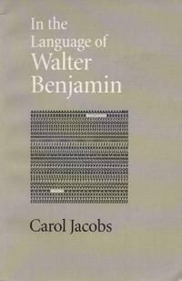 image of In the Language of Walter Benjamin