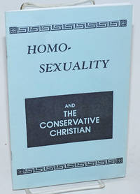 image of Homosexuality and the Conservative Christian