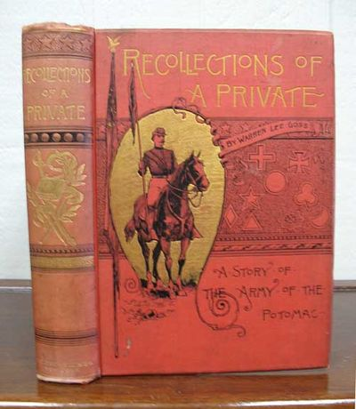 NY: Thomas Y. Crowell & Co, 1890. 1st edition. Red decorative cloth with lettering in gilt & designs...