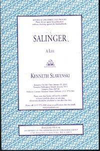Salinger: A Life (PROOF)