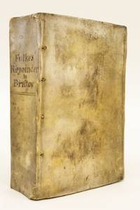 A REJOYNDER TO BRISTOWS REPLIE IN DEFENCE OF ALLENS SCROLL OF ARTICLES AND BOOKE OF PURGATORIE....