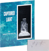 Sculptures in Clear Acrylics [cover title: Captured Light] [Inscribed & Signed]