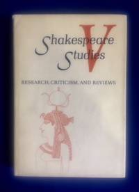 Shakespeare Studies V