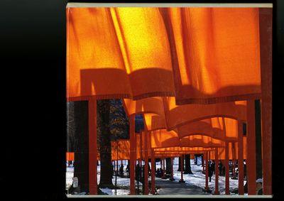 The Gates: Central Park, New York...
