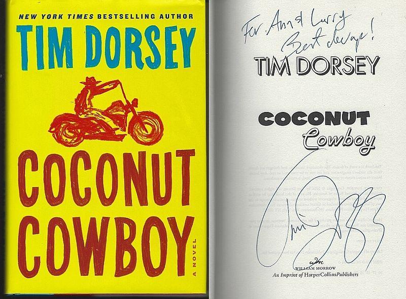 COCONUT COWBOY, Dorsey, Tim