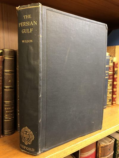 Oxford: Oxford University Press, 1928. First Edition. Hardcover. Octavo, 327 pages; G+; full binding...