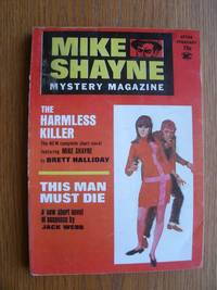 Mike Shayne Mystery Magazine February 1973