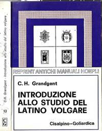 Introduzione allo studio del latino volgare
