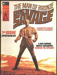 [Stan Lee presents The Man of Bronze] Doc Savage (August, 1975) [issue no.  1]