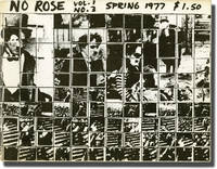 image of No Rose: Vol. 1 Issue 3, Spring 1977 (First Edition, inscribed by Yvonne Rainer)