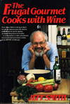 image of THE FRUGAL GOURMET COOKS WITH WINE.