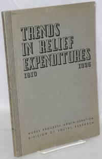 image of Trends in relief expenditures, 1910-1935