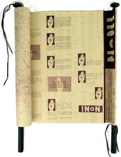 Atlanta: Nexus Press, 1990. Paperback. Very good. 350cc. 53 x 100 cm scroll printed on the recto wit...