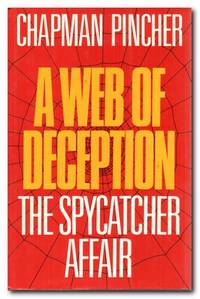 image of A Web of Deception The Spycatcher Affair