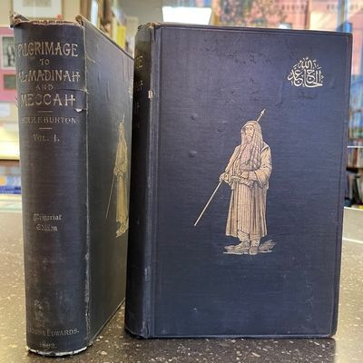 London: Tylston & Edwards, 1893. Memorial Edition. Hardcover. Two Octavos; 436 & 479 pages; G; Dark ...