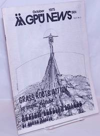 image of GPU News vol. 5, #1, October 1975: Grass Roots Action