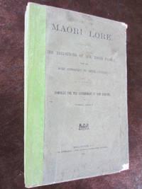 Maori Lore