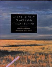 Great Lonely Places on the Texas Plains