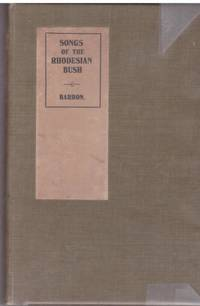 image of Songs Of The Rhodesian Bush