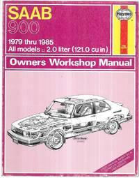 Saab 900 owners workshop manual 1979-1985