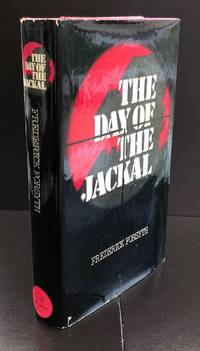 The Day Of The Jackal : Signed By The Author : With A B/W Photo Of Edward Fox Signed By The Actor
