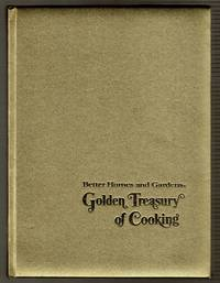 Better Homes and Gardens Golden Treasury of Cooking