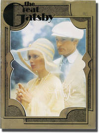 The Great Gatsby (Original Japanese film program for the 1974 film) by  Bruce Dern (starring)  Mia Farrow - 1974 - from Royal Books, Inc. (SKU: 142756)