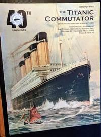 The Titanic Commutator - 2003 Volume 27 Number 162