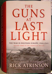 image of The Guns at Last Light: The War in Western Europe, 1944-1945 (Volume 3 Liberation Trilogy)