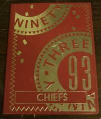 image of 1993 Chiefs. Spokane Garry Middle School, Spokane, Washington Yearbook/Annual