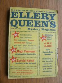 image of Ellery Queen's Mystery Magazine August 1965