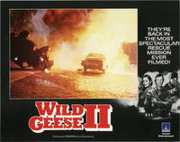 Wild Geese II (Collection of 10 original British lobby cards from the 1985 film)