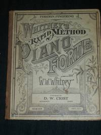 Whitney's Rapid Method for the Piano-Forte: Foreign Fingering Edition