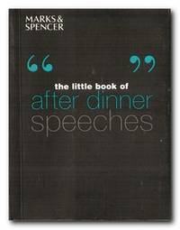 image of The Little Book Of After Dinner Speeches