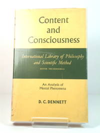 image of Content and Consciousness: An Analysis of Mental Phenomena